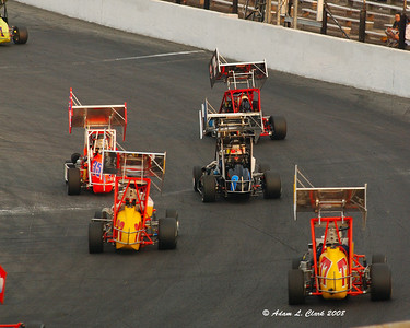Seekonk Speedway 8-25-07