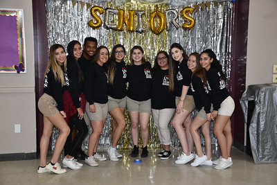 Pembroke Pines Charter High Yearbook Signing 2018