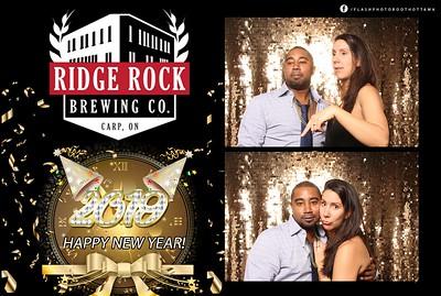 2018 NYE Ridgerock