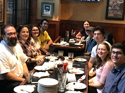 Pastoral Visits to Michigan Colleges (Oct. 2018)