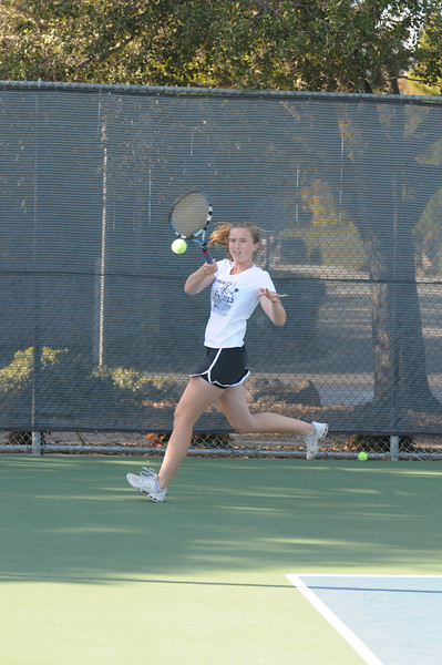 Menlo Girls Tennis 2012 - Senior 1