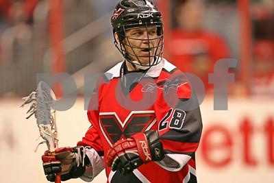 2/22/2008 - Minnesota Swarm vs Philadelphia Wings - Wachovia Center - Philadelphia, PA