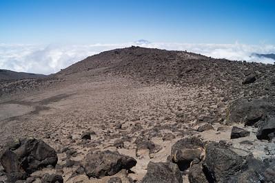 Kilimanjaro Day 4: Lava Tower (4600m), Barranco (3900m)
