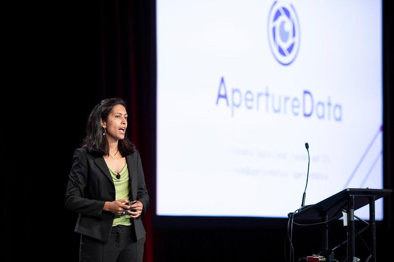 #VBTransform @VentureBeat  Aperture DataVishakha Gupta-Cledat, Founder