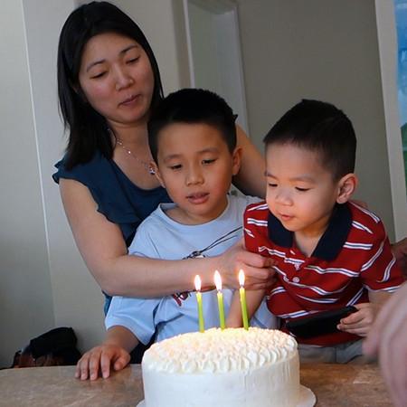 Henry's 3rd Birthday