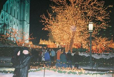 Holidays (Thanksgiving, Birthday, Christmas)