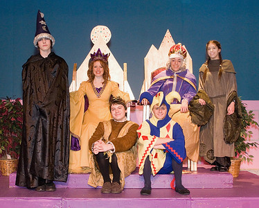 Once Upon a Mattress - BNHS 3-12