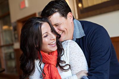 Melinda & Joe {engaged!}