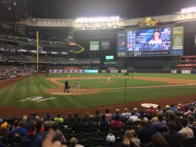 19, 21 June 2017 Brewer's Baseball Games