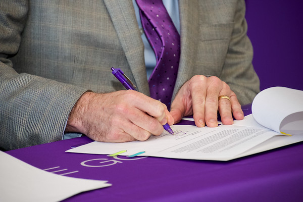 NSU/BPSB Articulation Agreement Signing 2.5.2018