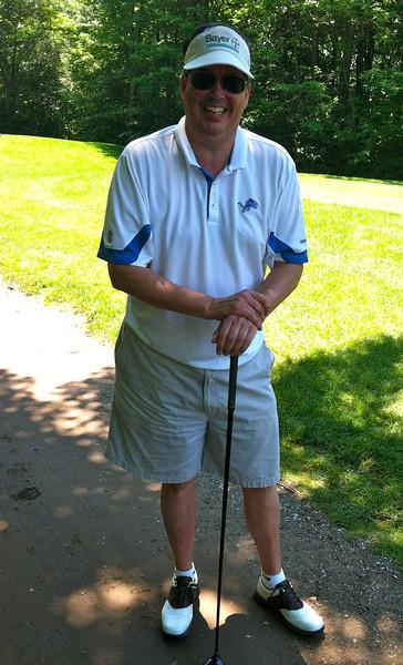 Bob Comfort Memorial golf outing 2012