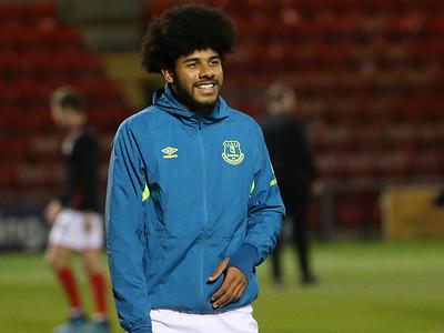 Crewe v Everton U23 EFL Trophy 19-20