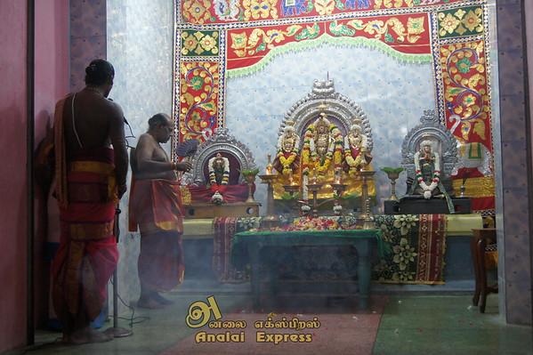 அனலைதீவு ஹரிஹர புத்திர ஐயனார் ஆலய நான்காம் நாள் பகல் திருவிழா-2018