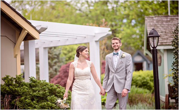 Rachel and Dan - First look and formals