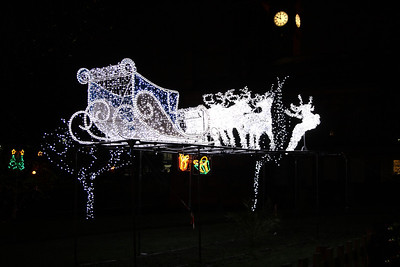 Christmas Lights in Paisley