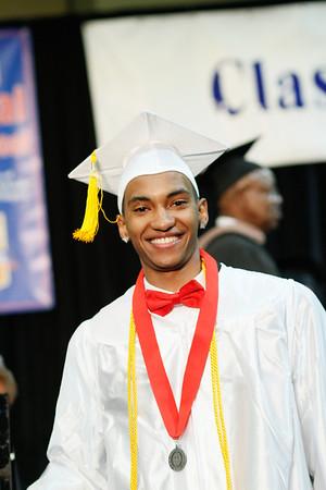 Rich Central Graduation 2012
