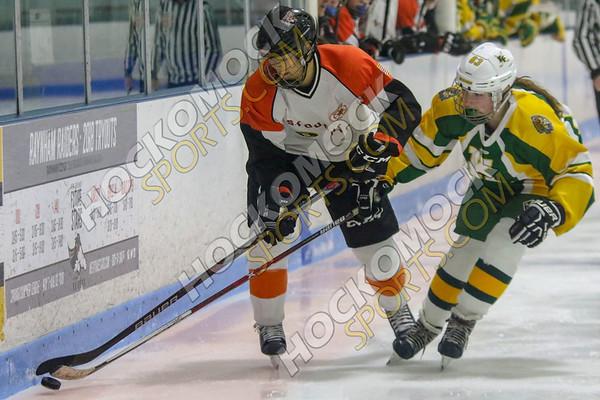 Stoughton-King Philip Girls Hockey - 12-15-18