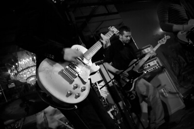 The Technicolors with Jessica Long @ The Honest Pint 07-11