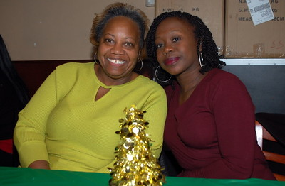 South Suburban College Support Staff Holiday Party