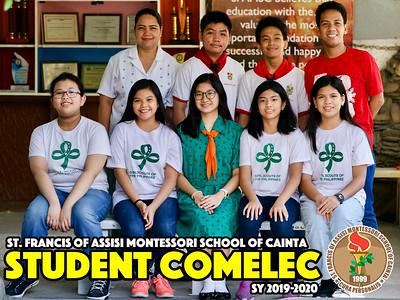 Student Council Formal Photos 2019-2020