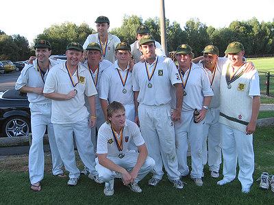 2005/2006    First XI Grand-Final   Turf B