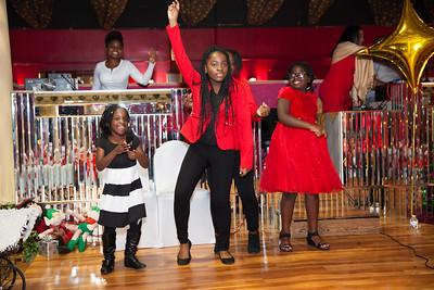 Saker Dallas Christmas Event