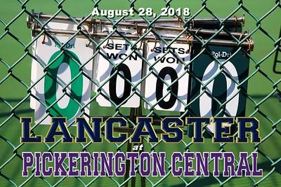 2018 Lancaster at Pickerington Central (08-28-18)