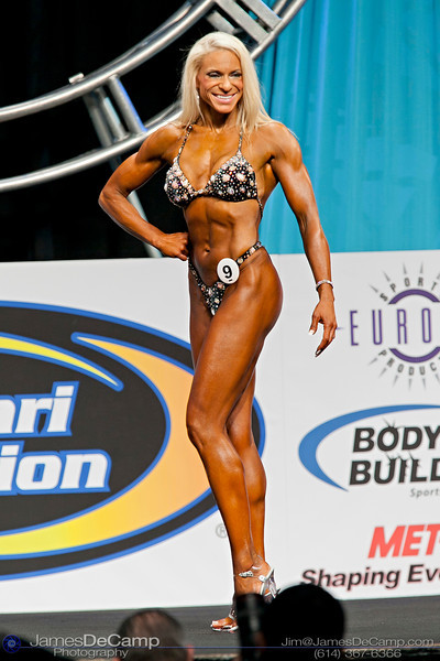 2012 Arnold Classic - Women's Tall Masters
