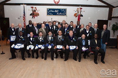 2013 Freemasons Officer Installation