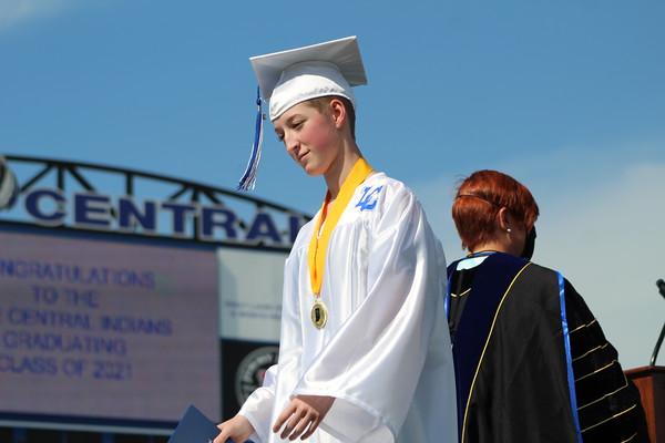 Lake Central High School Graduation 2021