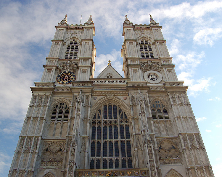 Westminster Abbey Soars