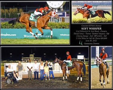 SOFT WHISPER- 06/30/2012