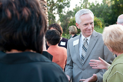 Cuyamaca College President Mark Zacovic Reception