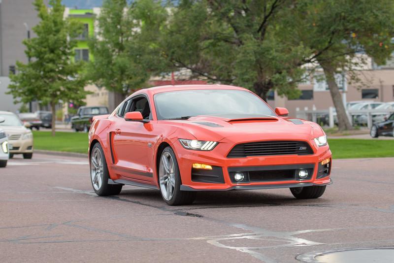 1294 Mustang