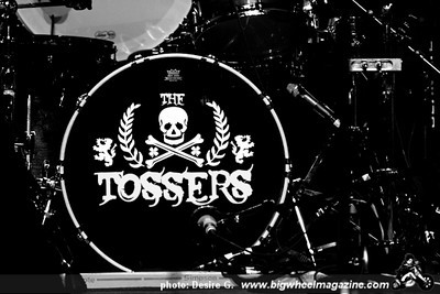 Social Distortion - The Tossers - Reverend Peyton's Big Damn Band - at Congress Theatre - Chicago, IL - October 6, 2011