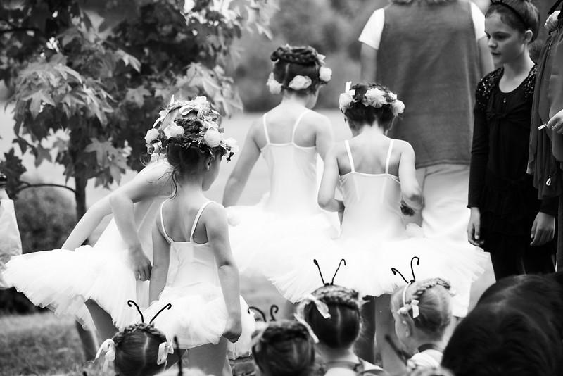 Ladybird Dance - Evie and Jaz Ballet