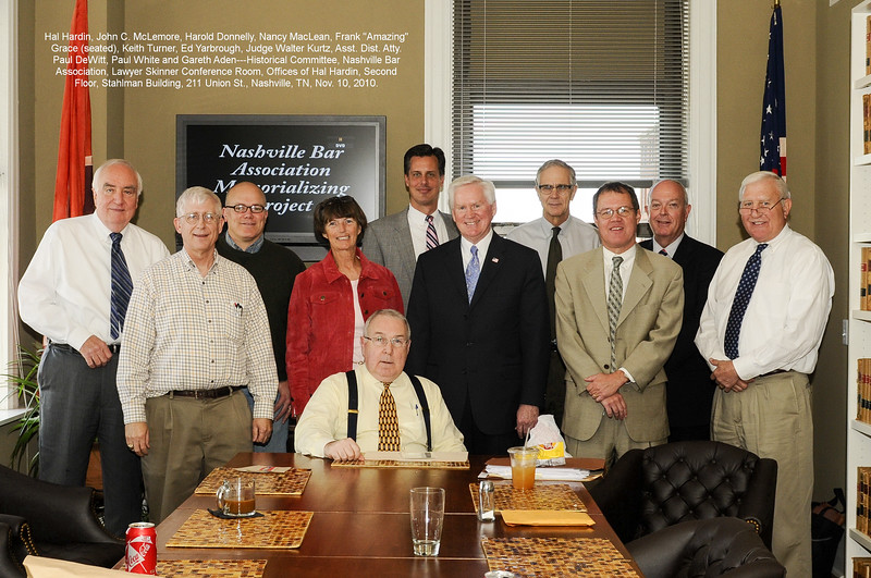NBA Historical Committee 2010