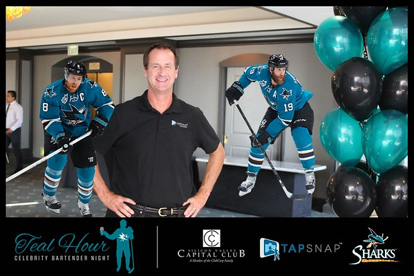 Celebrity Bartender Night - Sharks Foundation