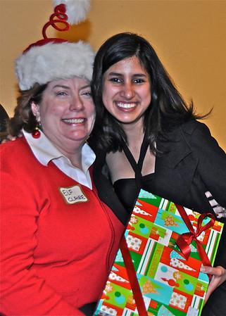 Lamorinda Sunrise Rotary Christmas Party Dec. 14, 2010