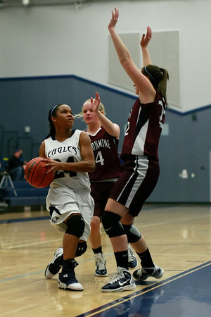 Vista Varsity Basketball 02-15-2011