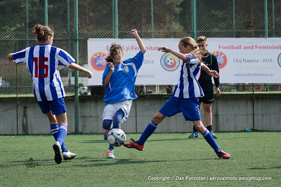 Final Tournament - Football and Femininity