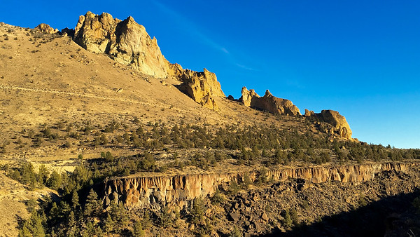 Late Afternoon at Smith Rock State Park