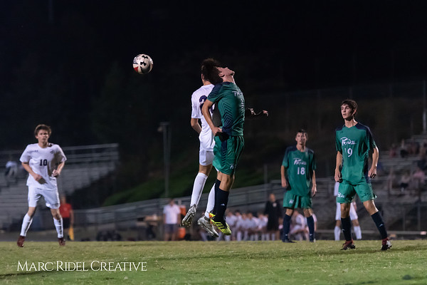 Broughton soccer vs Leesville. October 15, 2018.