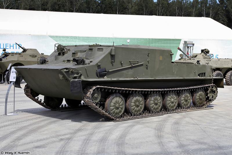 БТР-50ПК (BTR-50PK)