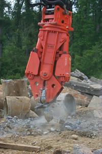 NPK M20G concrete pulverizer with QA20 quick attach on Cat excavator-concrete recycling (1).jpg