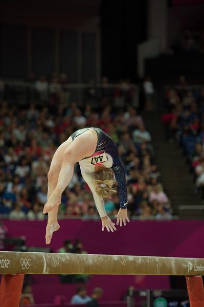 Annika Urvikko at London olympics 2012__29.07.2012_London Olympics_Photographer: Christian Valtanen_London_Olympics_Annika Urvikko at London olympics 2012_29.07.2012__ND49825_Annika Urvikko, finnish athlete, gymnastics