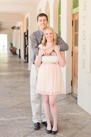 Stephanie and Ryan