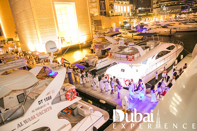 Rock The Yacht All White Yacht Party