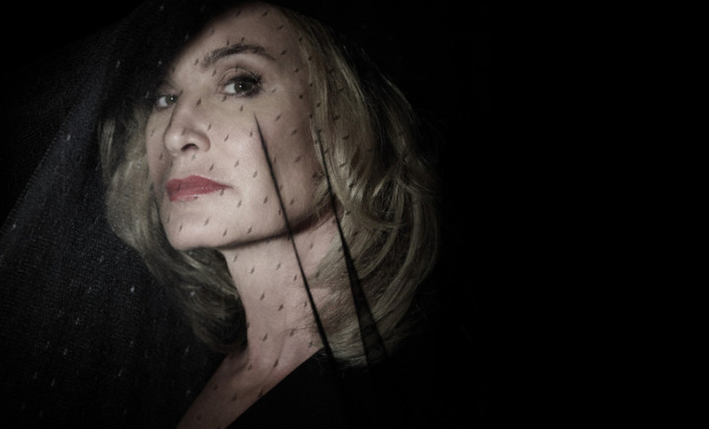 . Jessica Lange as Fiona in American Horror Story: Coven. (Photo by Frank Ockenfels/FX)