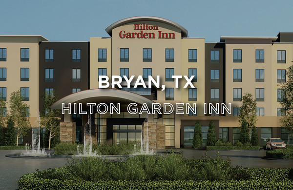 Bryan, TX - Hilton Garden Inn